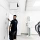 Toft Installation laver el-installation hos røntgenklinik